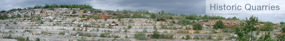 HISTORIC QUARRIES